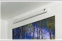 Клапан Aereco можно установить и на створку окна