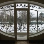 Сложной конфигурации дизайнерское окно