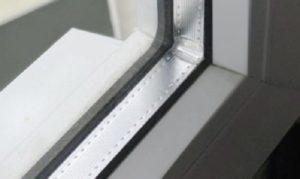 Сопротивление теплопередаче стеклопакета