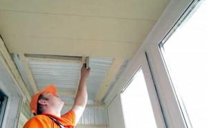 материал для потолка
