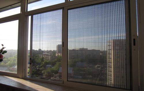 Сетки на деревянные окна