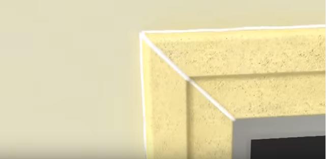 Монтаж наличников на пластиковые окна