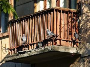 некачественные балконы