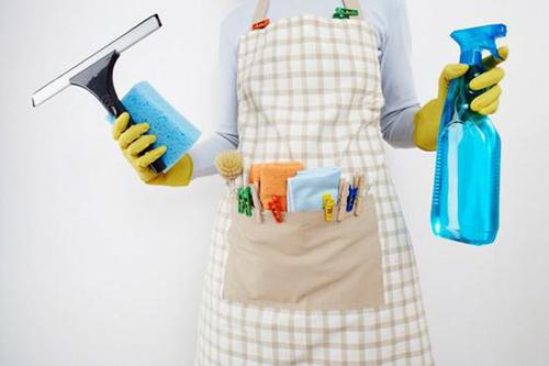 Нужные средства для мытья пластиковых окон