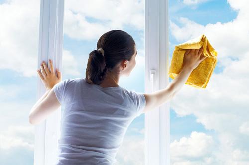 Чем мыть стеклопакеты пластиковых окон