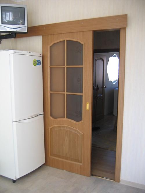 Раздвижные двери, размеры проема