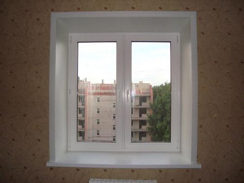 Размер окна в хрущевке панельной