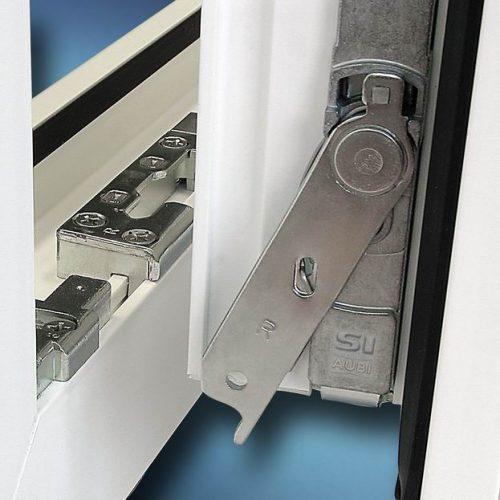 Самостоятельная регулировка балконной ПВХ двери