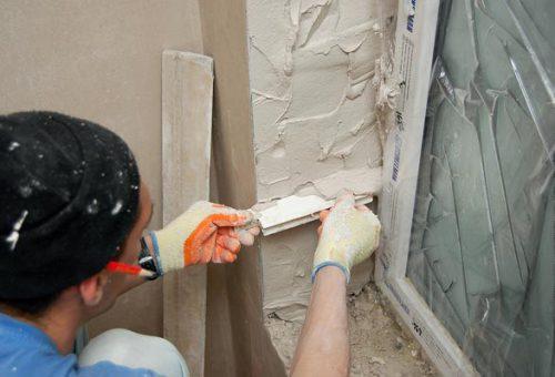 Ремонт откосов пластиковых окон своими руками