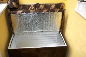 самодельный холодильник для балкона