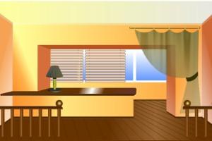 Эскиз: балкон присоединен
