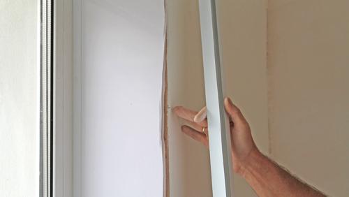 Откосы для пластиковых окон своими руками