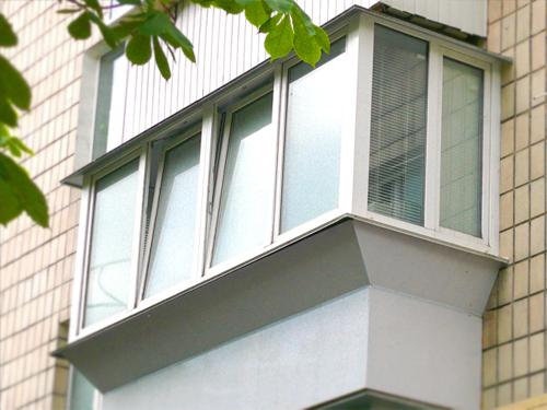 Какие бывают балконы