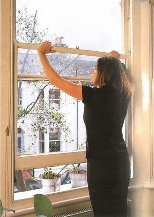 Подъемные окна