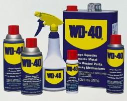wd-40 для окон