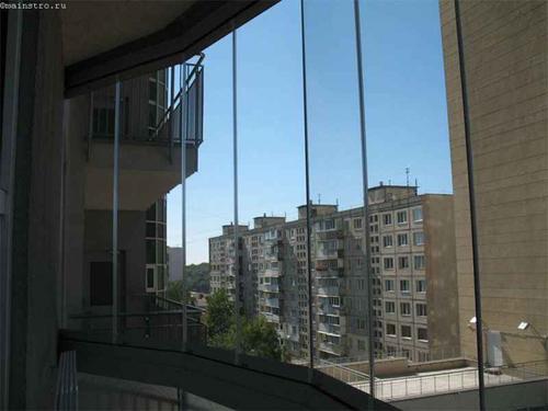 Что такое холодное остекление балконов.